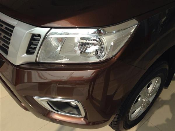 Nissan Navara VL đời 2015, màu trắng, xe nhập-3