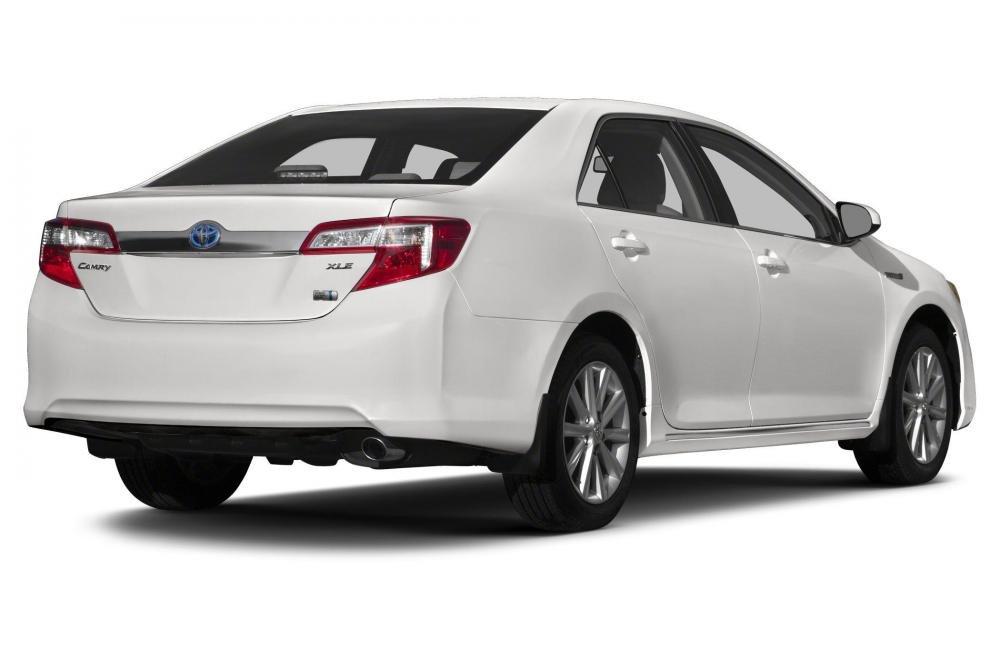 Cần bán xe Toyota Camry đời 2014, màu trắng -3