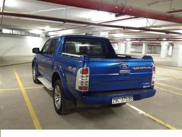 Cần bán gấp Ford Ranger đời 2010, nhập khẩu chính hãng  -2