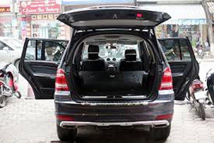 Cần bán gấp Mercedes 320 2009, màu đen, nhập khẩu nguyên chiếc-1