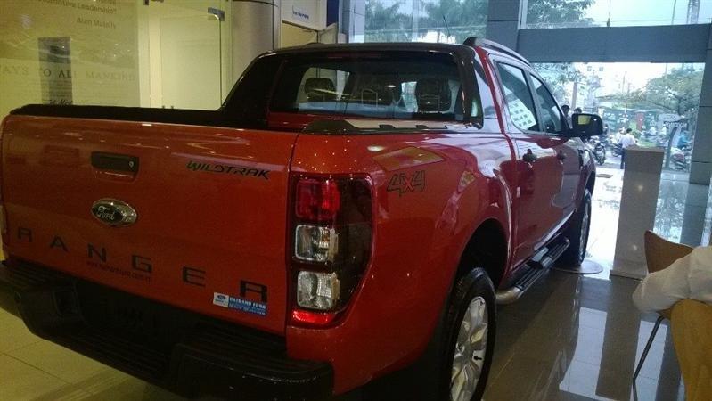 Bán Ford Ranger WT đời 2015, giá 838tr-1