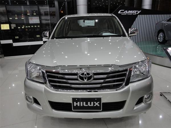 Bán xe Toyota Hilux đời 2014, nhập khẩu chính hãng, vóc dáng mạnh mẽ-3