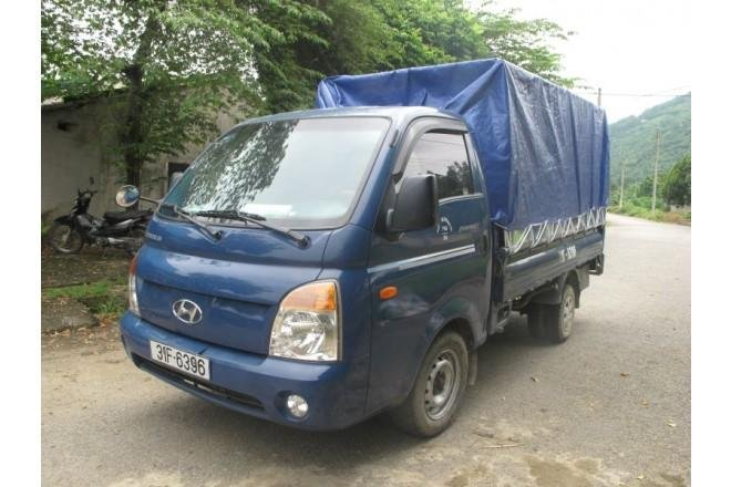 Cần bán xe Hyundai Porter năm 2007, nhập khẩu chính hãng -1