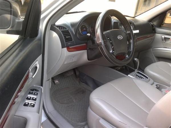 Cần bán gấp Hyundai Santa Fe đời 2008, màu bạc, nhập khẩu chính hãng chính chủ, 650 triệu-4