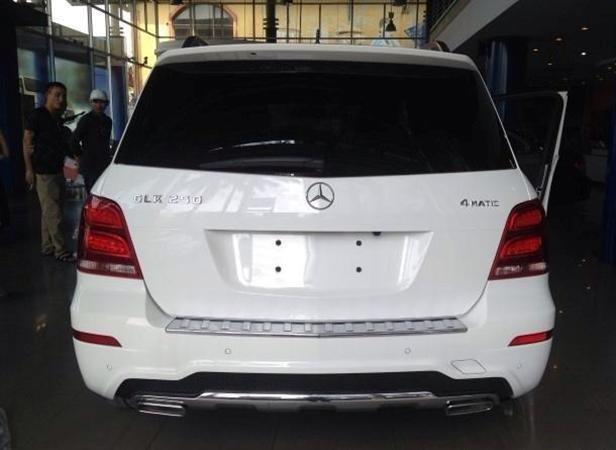 Bán ô tô Mercedes đời 2015, màu trắng-0