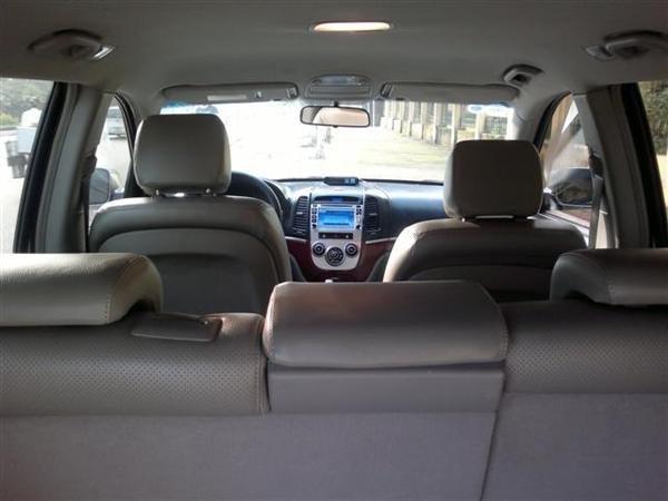 Cần bán gấp Hyundai Santa Fe đời 2008, màu bạc, nhập khẩu chính hãng chính chủ, 650 triệu-9
