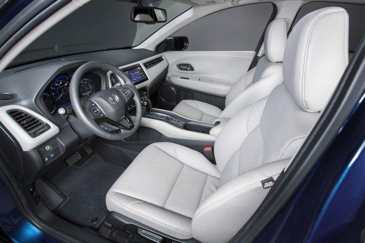 Đánh giá ghế xe Honda HR-V 2016