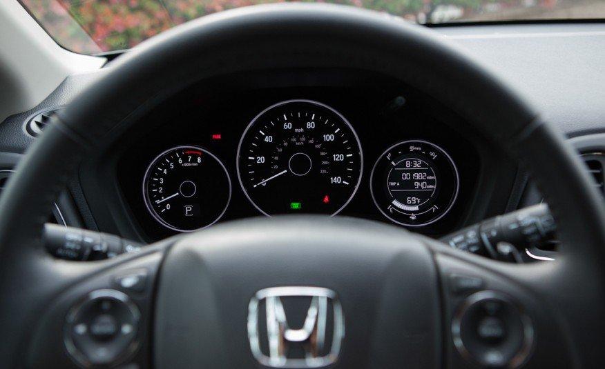 Đánh giá nội thất xe Honda HR-V 2016