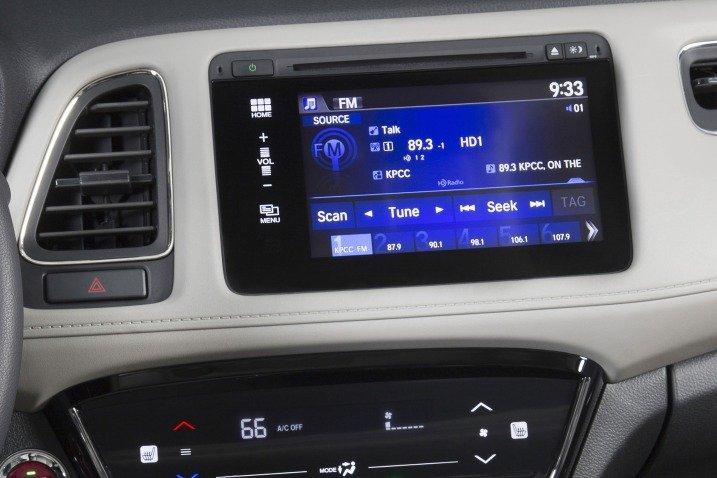 Đánh giá xe Honda HR-V 2016