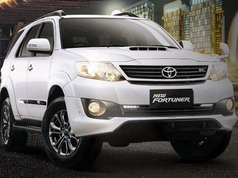 Toyota Fortuner 2016.