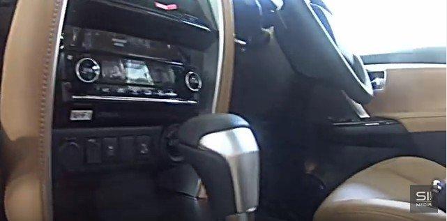 Trang bị tiện nghi của Toyota Fortuner 2016 a1
