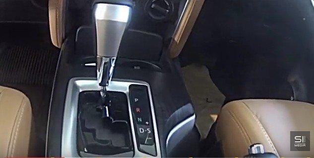 Trang bị tiện nghi của Toyota Fortuner 2016.