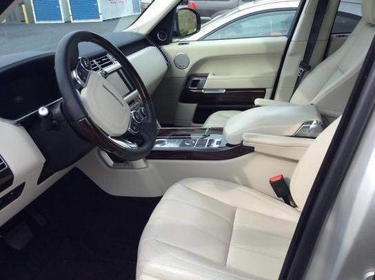 Bán xe LandRover Range Rover đời 2013, màu bạc, nhập khẩu chính hãng chính chủ-4