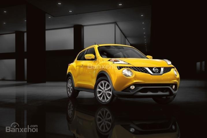 Đánh giá xe Nissan Juke 2015: Lựa chọn mới mẻ cho phân khúc crossover cỡ nhỏ.