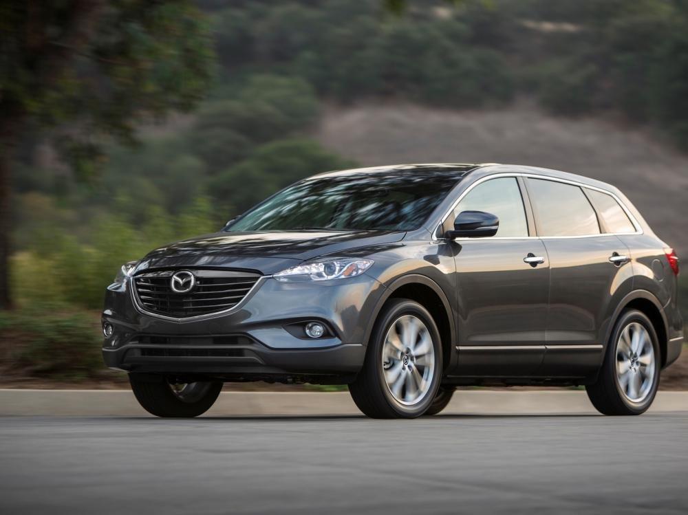 Mazda CX-9 phù hợp với người yêu thích khám phá.