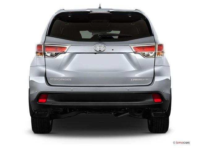 Toyota Highlander a1