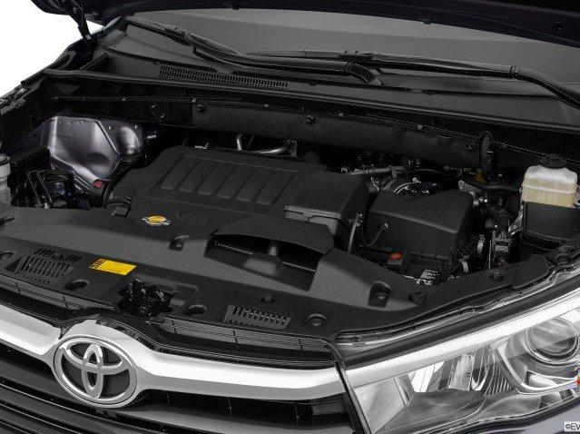 Động cơ của Toyota Highlaner.
