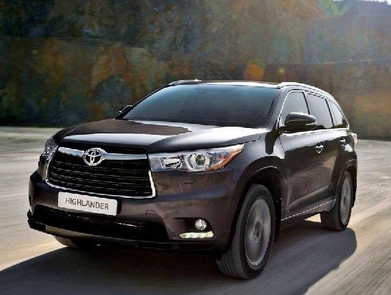 Toyota Highlander 2016 sở hữu nhiều ưu điểm vượt trội.