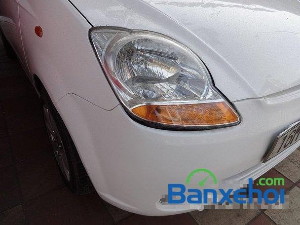 Salon Auto Quốc Toản cần bán Daewoo Matiz Van đời 2005, màu trắng, xe đẹp-2