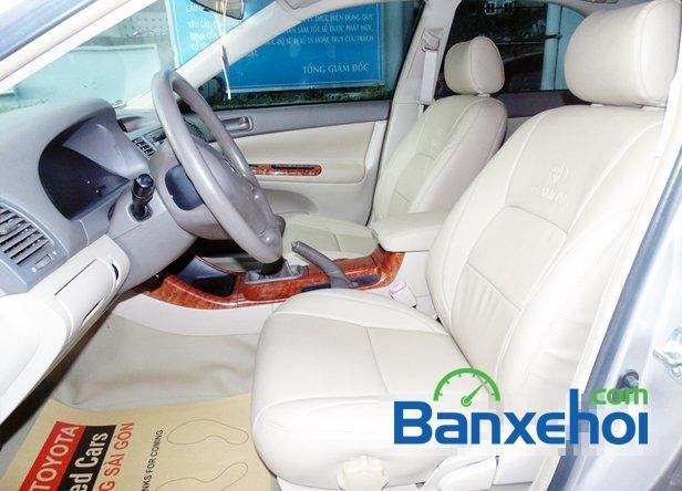 Toyota Used Cars Đông Sài Gòn cần bán Toyota Camry 2.4 G 2005 đã đi 83957 km, giá chỉ 595 triệu-3