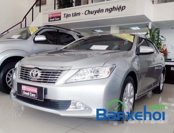 Cần bán lại xe Toyota Camry 2.5 Q đời 2013 đã đi 26850 km nhanh tay liên hệ-1