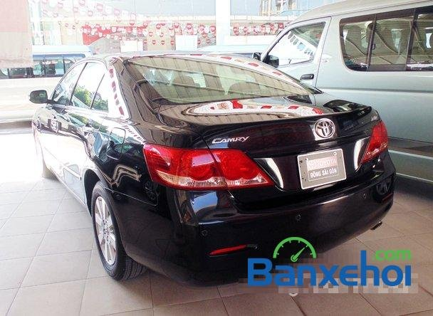Cần bán xe Toyota Camry 2.4 G sản xuất 2007, màu đen đã đi 169170 km nhanh tay liên hệ-1