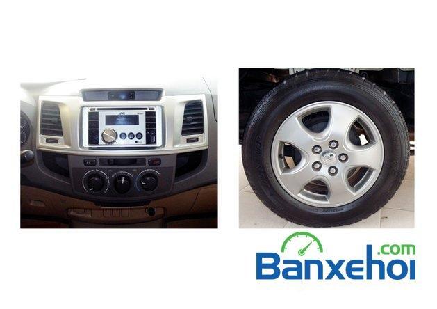 Cần bán xe Toyota Hilux 2.5E 2012 đã đi 81800 km-7