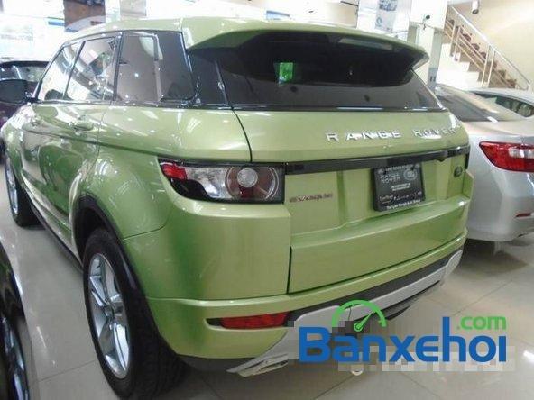 Bán xe LandRover Range Rover Evoque đời 2013 đã đi 7000 km, nhập khẩu-3