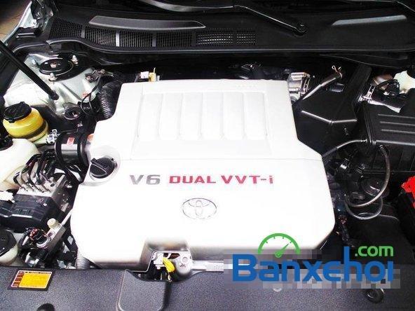 Bán ô tô Toyota Camry 3.5Q đời 2008 đã đi 80522 km, 855tr, LH Toyota Used Cars Đông Sài Gòn-7