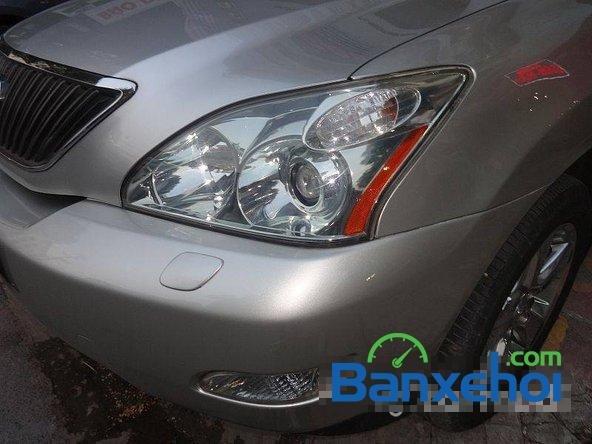 Xe Lexus RX 350 2006 cũ màu bạc đang được bán với giá 1280000000vnd-3
