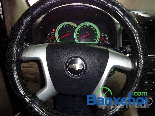 Xe Chevrolet Captiv2008 cũ màu đen đang được bán với giá 400000000 vnd-7