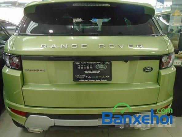 Bán xe LandRover Range Rover Evoque đời 2013 đã đi 7000 km, nhập khẩu-4