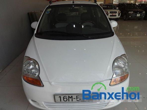 Cần bán Daewoo Matiz đời 2005, màu trắng-0