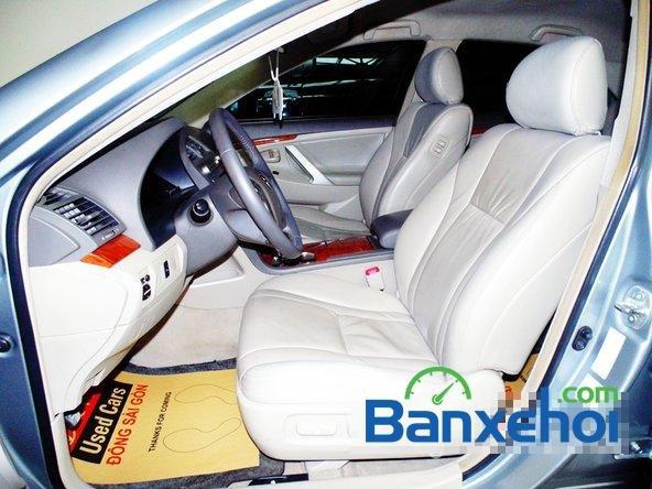 Xe Toyota Camry 2.4 G đời 2010 đã đi 145500 km giá cạnh tranh cần bán -3