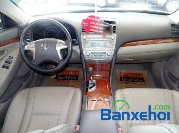 Cần bán xe Toyota Camry 2.4 G sản xuất 2007, màu đen đã đi 169170 km nhanh tay liên hệ-3