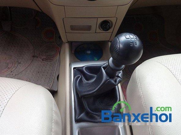 Salon Auto Quốc Toản bán Daewoo Gentra SX sản xuất 2009, màu đen-10