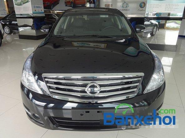 Xe Nissan Teana 2014 mới màu đen đang được bán-0
