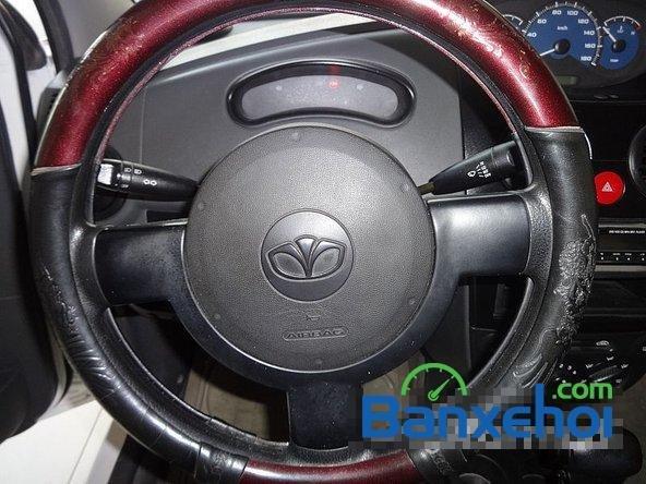 Cần bán Daewoo Matiz đời 2005, màu trắng-9