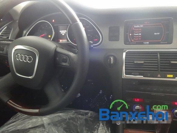 Salon Siu Hùng - CN Lê Trọng Tấn cần bán lại xe Audi Q7 đời 2006, màu đen đã đi 58000 km-6