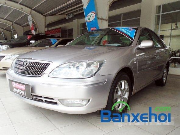 Toyota Used Cars Đông Sài Gòn cần bán Toyota Camry 2.4 G 2005 đã đi 83957 km, giá chỉ 595 triệu-0