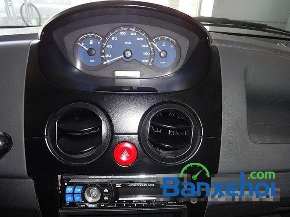Cần bán Daewoo Matiz đời 2005, màu trắng-8