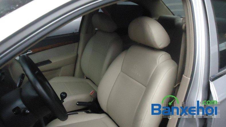 Bán ô tô Daewoo Gentra sản xuất 2009, giá 290tr-4
