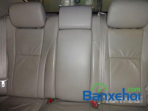 Xe Toyota Camry 2.4G 2008 cũ màu đen đang được bán với giá 820000000 vnd-11