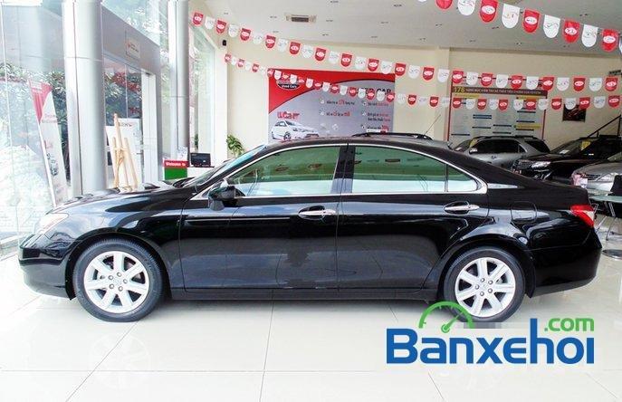 Mình cần bán Lexus ES 350 sản xuất 2006, màu đen đã đi 79952 km-1
