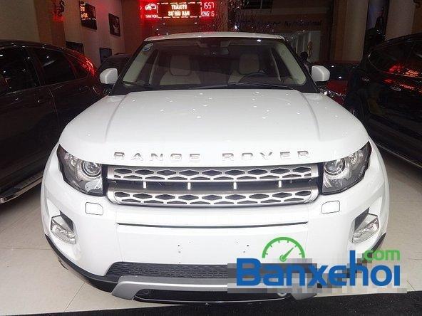Bán ô tô LandRover Range Rover Evoque sản xuất 2012, màu trắng nhanh tay liên hệ-0