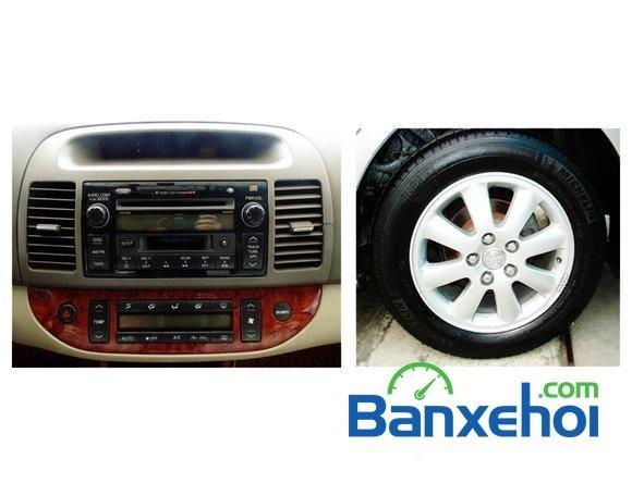 Toyota Used Cars Đông Sài Gòn cần bán Toyota Camry 2.4 G 2005 đã đi 83957 km, giá chỉ 595 triệu-7