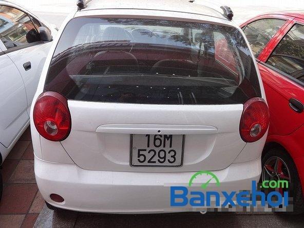 Salon Auto Quốc Toản cần bán Daewoo Matiz Van đời 2005, màu trắng, xe đẹp-3