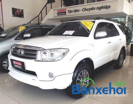 Xe Toyota Fortuner Sport 2012 cũ màu trắng đang được bán với giá 940000000 vnd-1