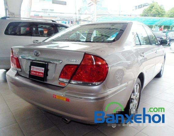 Toyota Used Cars Đông Sài Gòn cần bán Toyota Camry 2.4 G 2005 đã đi 83957 km, giá chỉ 595 triệu-2