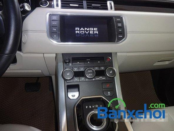 Bán ô tô LandRover Range Rover Evoque sản xuất 2012, màu trắng nhanh tay liên hệ-7